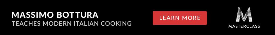MasterClass Massimo Bottura