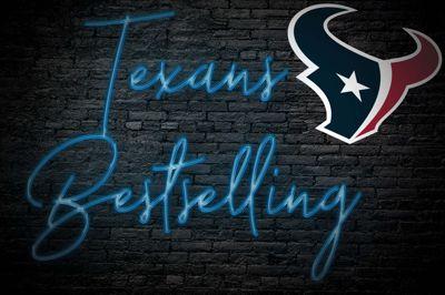 Texans Bestselling Neon
