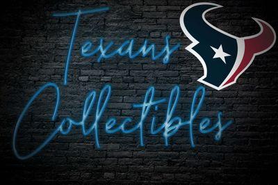 Texans Collectibles Neon