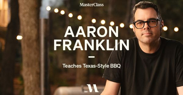 MasterClass Aaron Franklin
